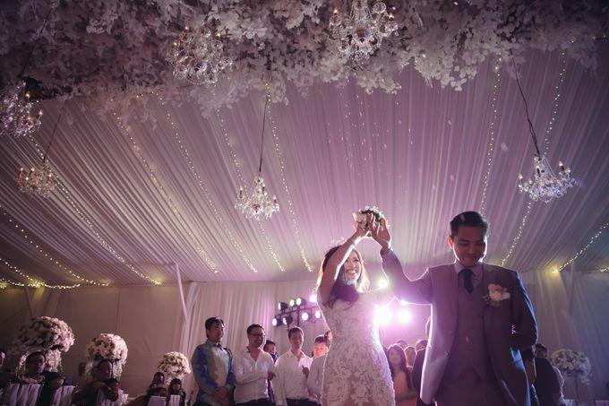 My elegantly intimate wedding by Anaz Khairunnaz - 012