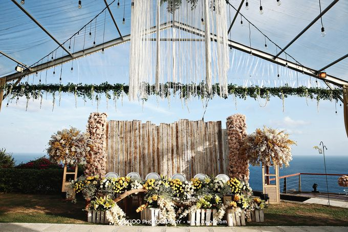 Sunny Side Wedding by STEVE'S DECOR - 004