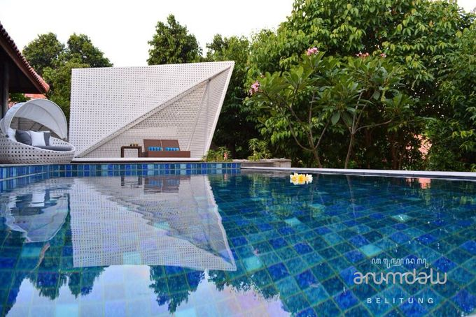 Our signature and unique chapel! by Arumdalu Private Resort - 012