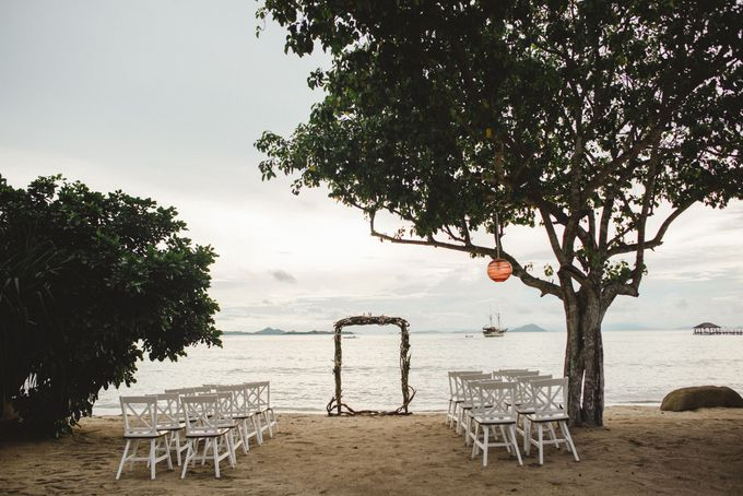 Beach Wedding at Plataran Komodo Resort and Spa by Plataran Indonesia - 024