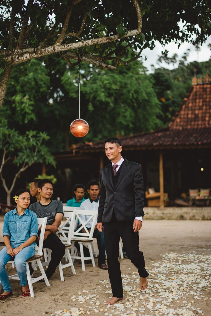 Beach Wedding at Plataran Komodo Resort and Spa by Plataran Indonesia - 027