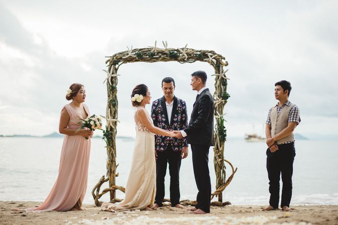 Beach Wedding at Plataran Komodo Resort and Spa by Plataran Indonesia - 030