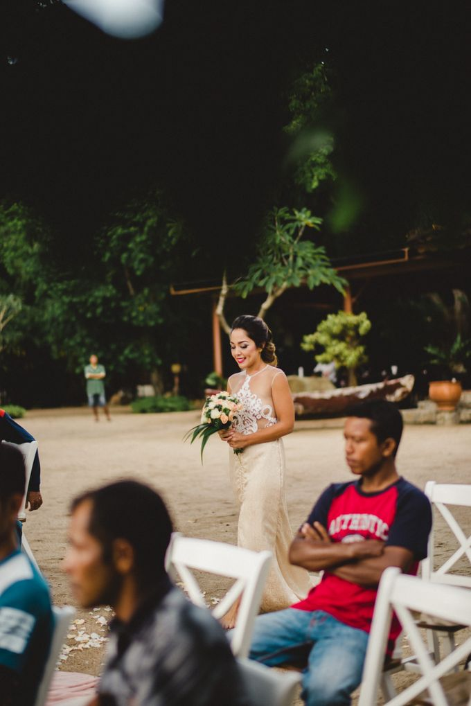 Beach Wedding at Plataran Komodo Resort and Spa by Plataran Indonesia - 037