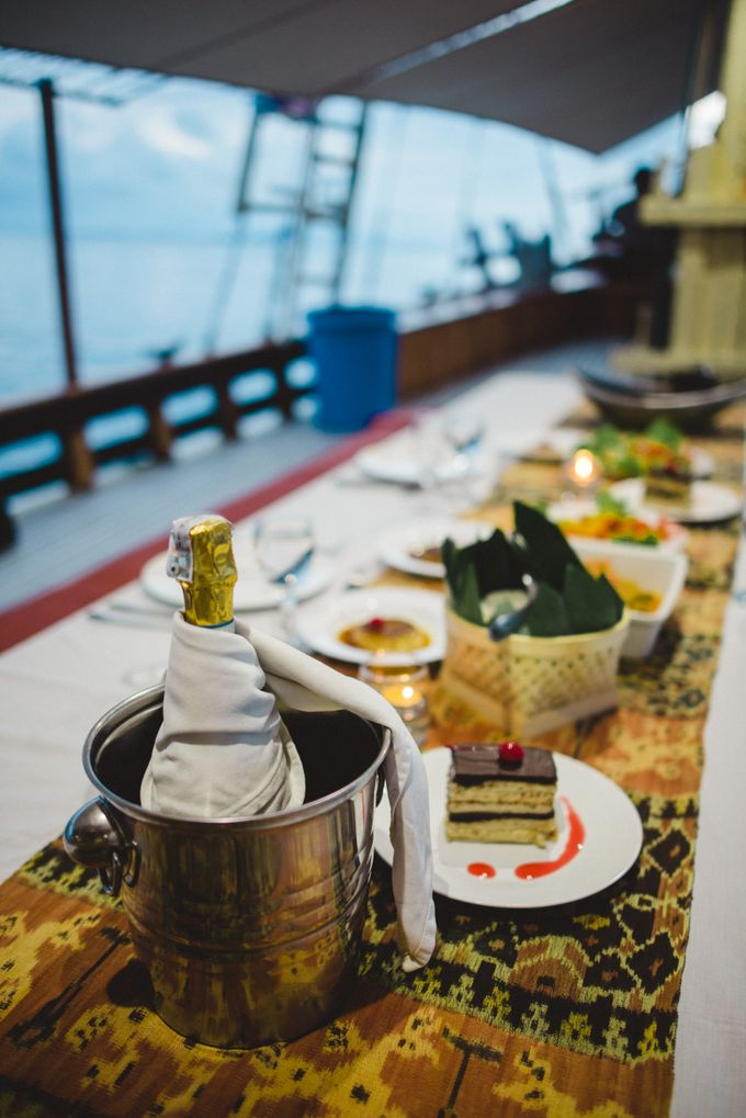 Wedding at Plataran Private Cruise by Plataran Indonesia - 001