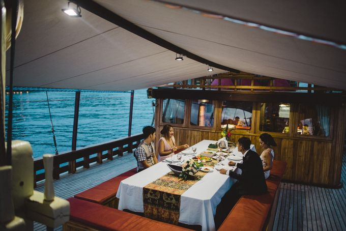 Wedding at Plataran Private Cruise by Plataran Indonesia - 002