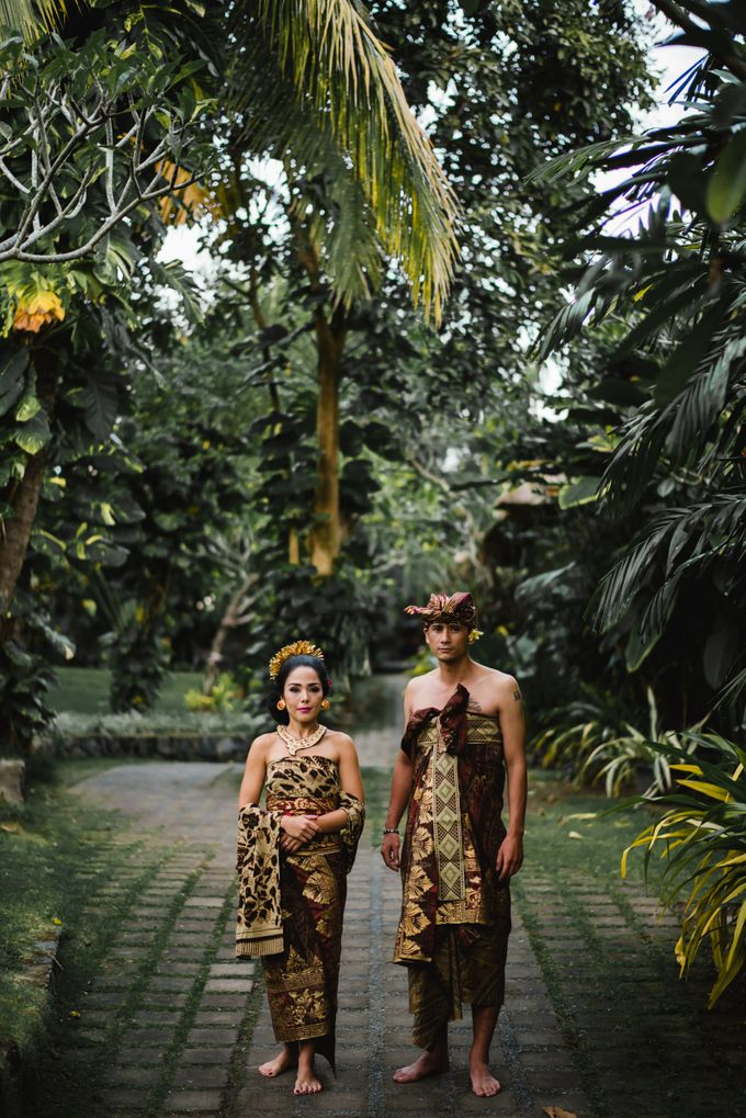 Traditional Wedding at Plataran Ubud Hotel and Spa by Plataran Indonesia - 009