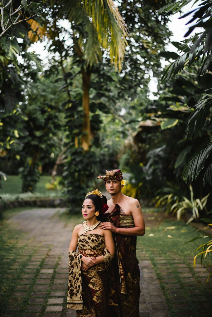 Traditional Wedding at Plataran Ubud Hotel and Spa by Plataran Indonesia - 011