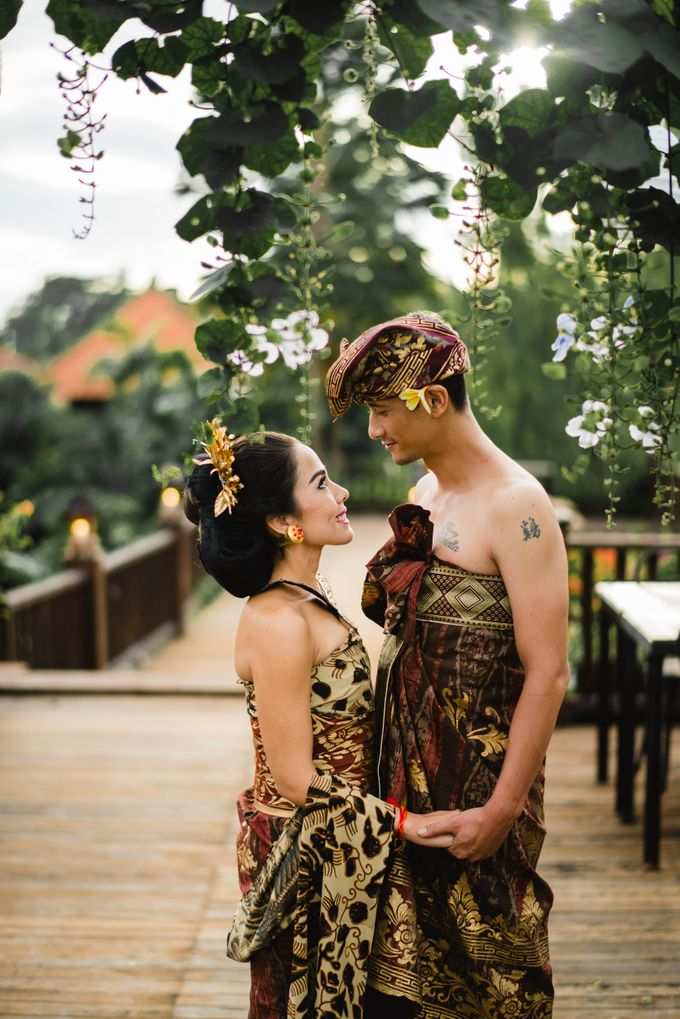 Traditional Wedding at Plataran Ubud Hotel and Spa by Plataran Indonesia - 013