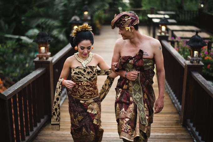 Traditional Wedding at Plataran Ubud Hotel and Spa by Plataran Indonesia - 014