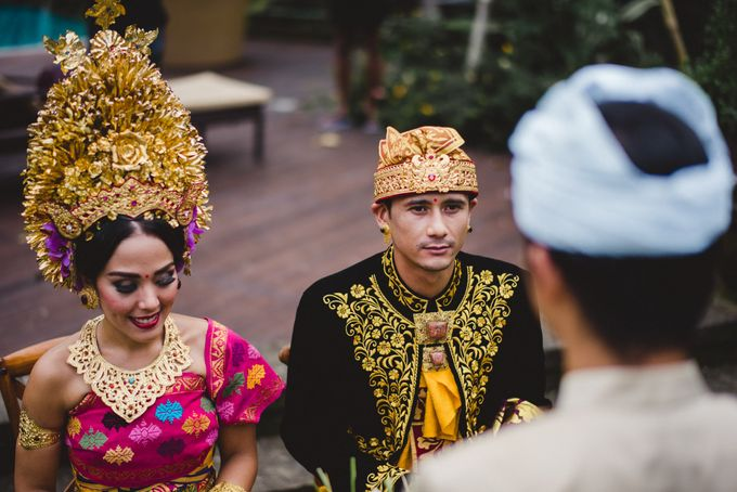 Traditional Wedding at Plataran Ubud Hotel and Spa by Plataran Indonesia - 019