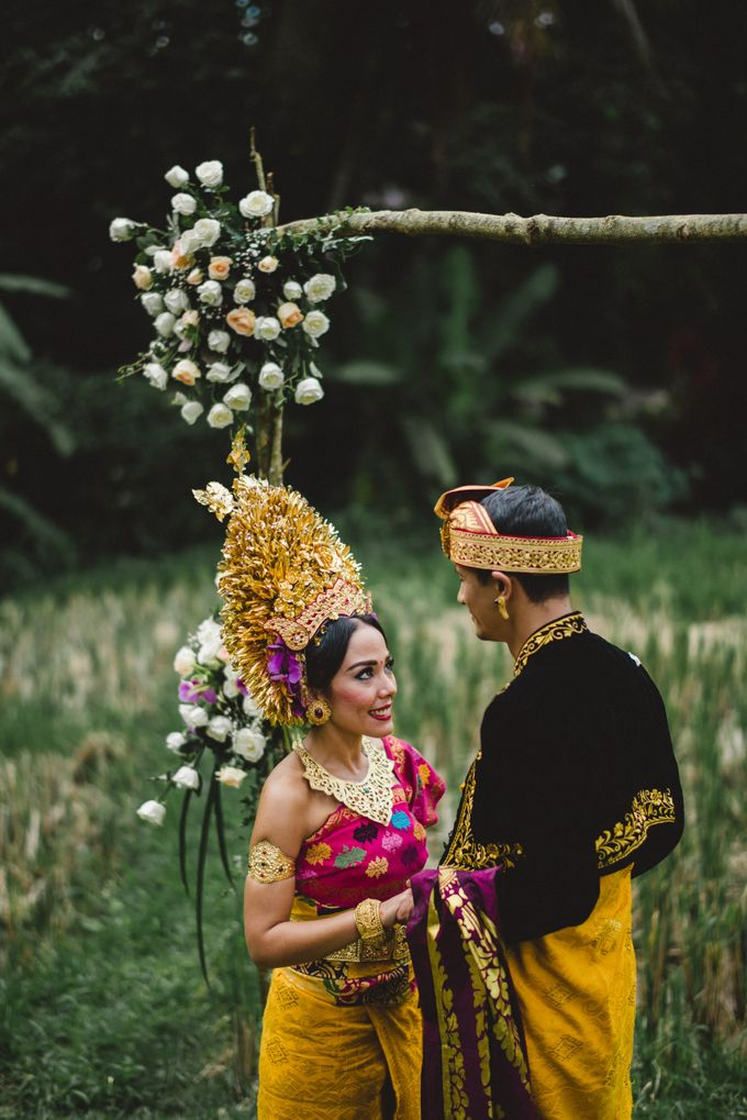 Traditional Wedding at Plataran Ubud Hotel and Spa by Plataran Indonesia - 020