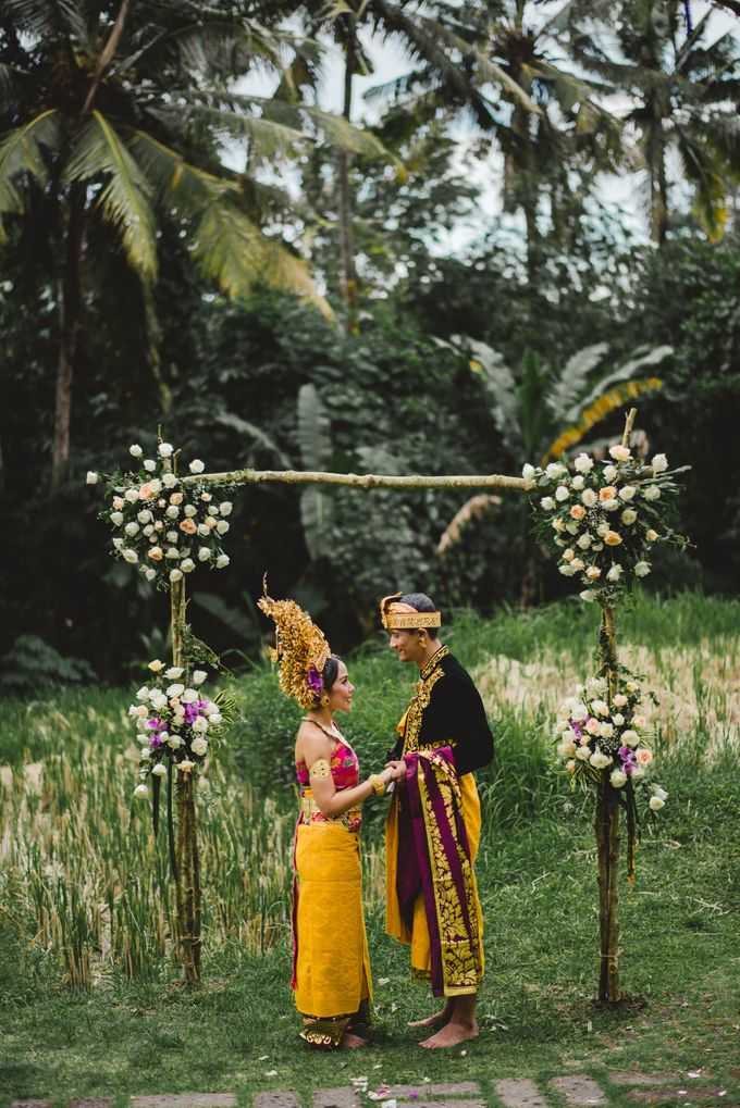 Traditional Wedding at Plataran Ubud Hotel and Spa by Plataran Indonesia - 021