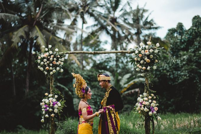 Traditional Wedding at Plataran Ubud Hotel and Spa by Plataran Indonesia - 022