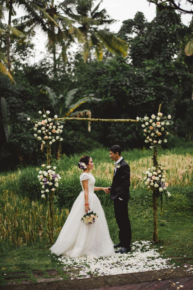 Contemporary Wedding at Plataran Ubud Hotel and Spa by Plataran Indonesia - 017