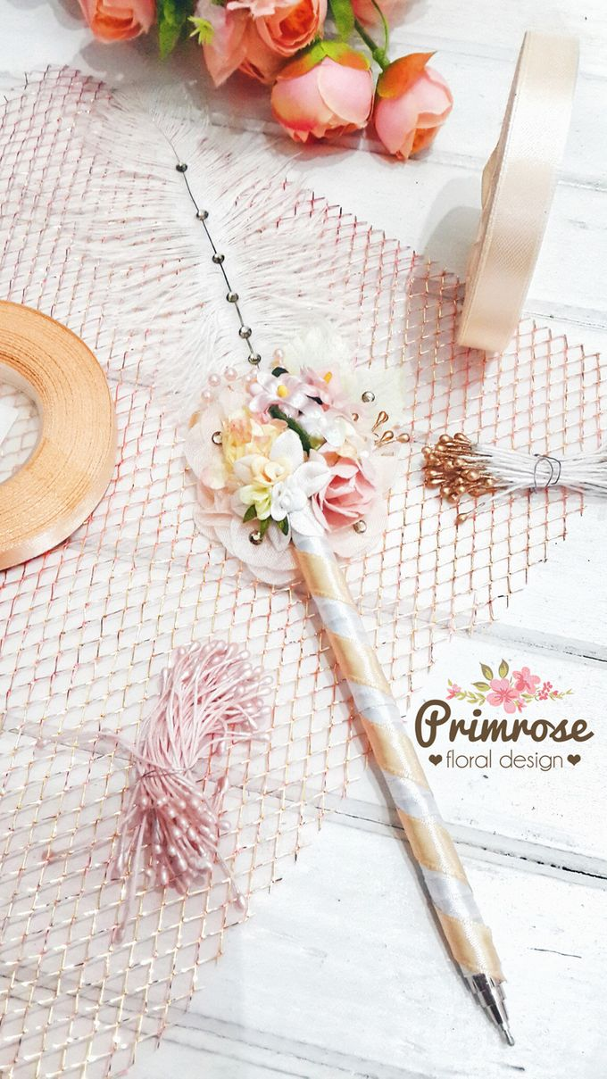 Wedding Accessories by Primrose Floral Design - 010
