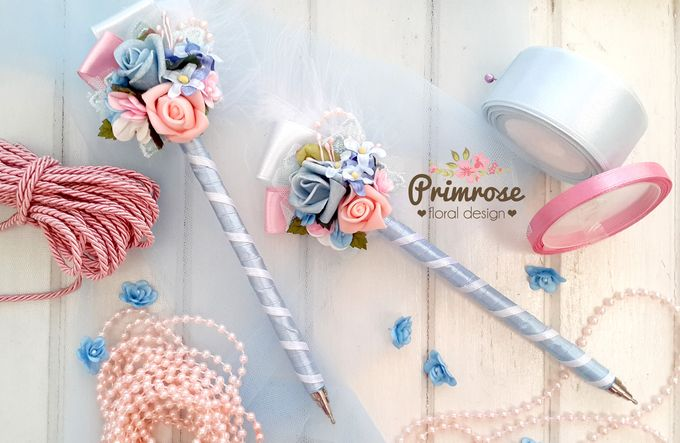 Wedding Accessories by Primrose Floral Design - 007