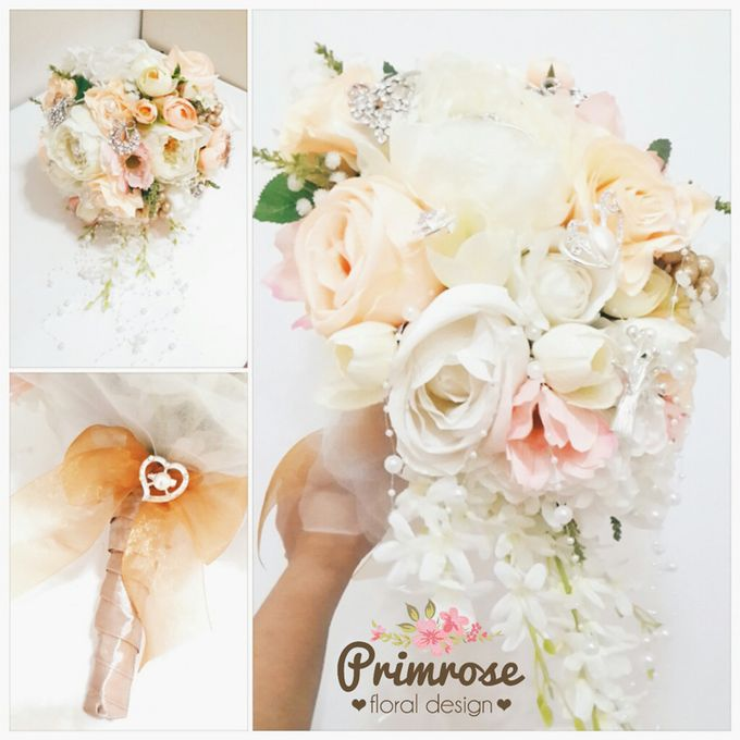 Wedding Bouquet - Handbouquet by Primrose Floral Design - 002