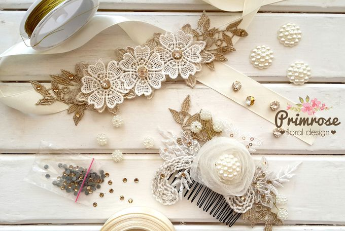 Wedding Accessories by Primrose Floral Design - 008