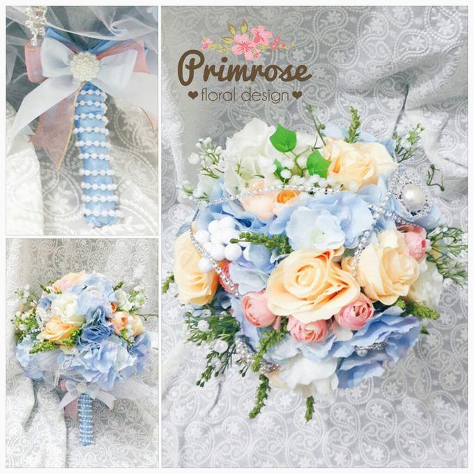 Wedding Bouquet - Handbouquet by Primrose Floral Design - 003