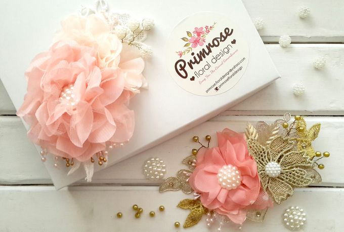 Wedding Accessories by Primrose Floral Design - 009