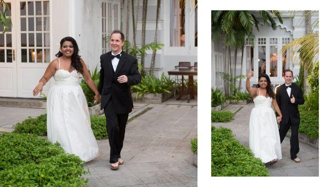 A Wedding at Eastern & Oriental by Feelm Fine Art Wedding Photography - 029
