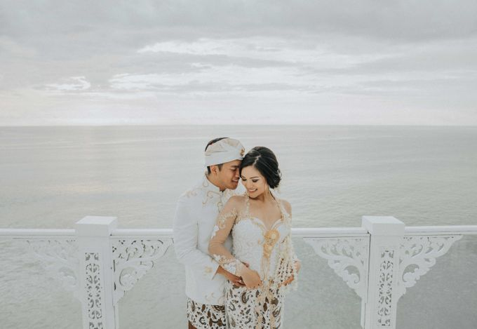Andrew & Mylene Beautiful Wedding in Bali by Lis Make Up - 023