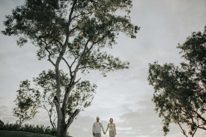 Andrew & Mylene Beautiful Wedding in Bali by Lis Make Up - 027