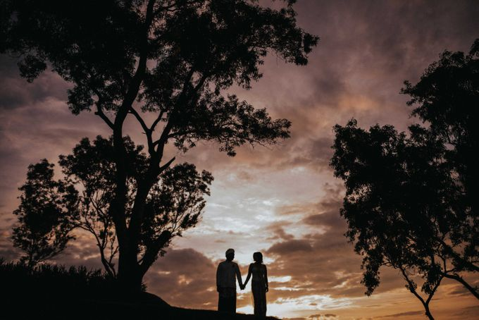 Andrew & Mylene Beautiful Wedding in Bali by Lis Make Up - 028