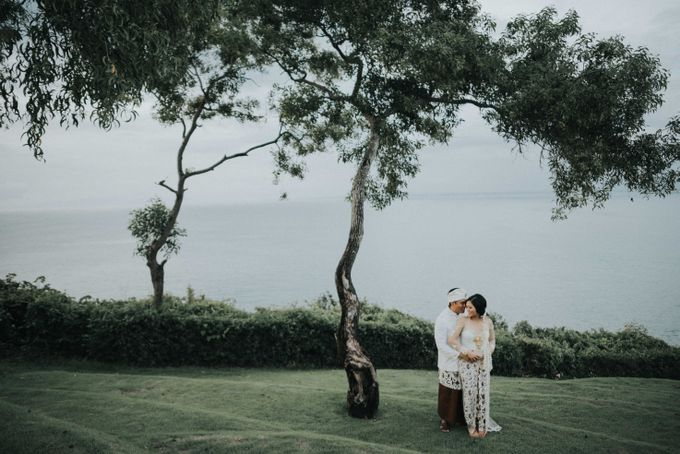 Andrew & Mylene Beautiful Wedding in Bali by Lis Make Up - 029
