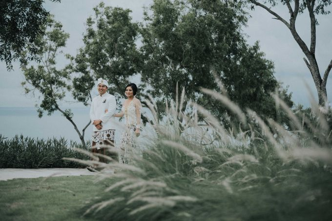 Andrew & Mylene Beautiful Wedding in Bali by Lis Make Up - 030