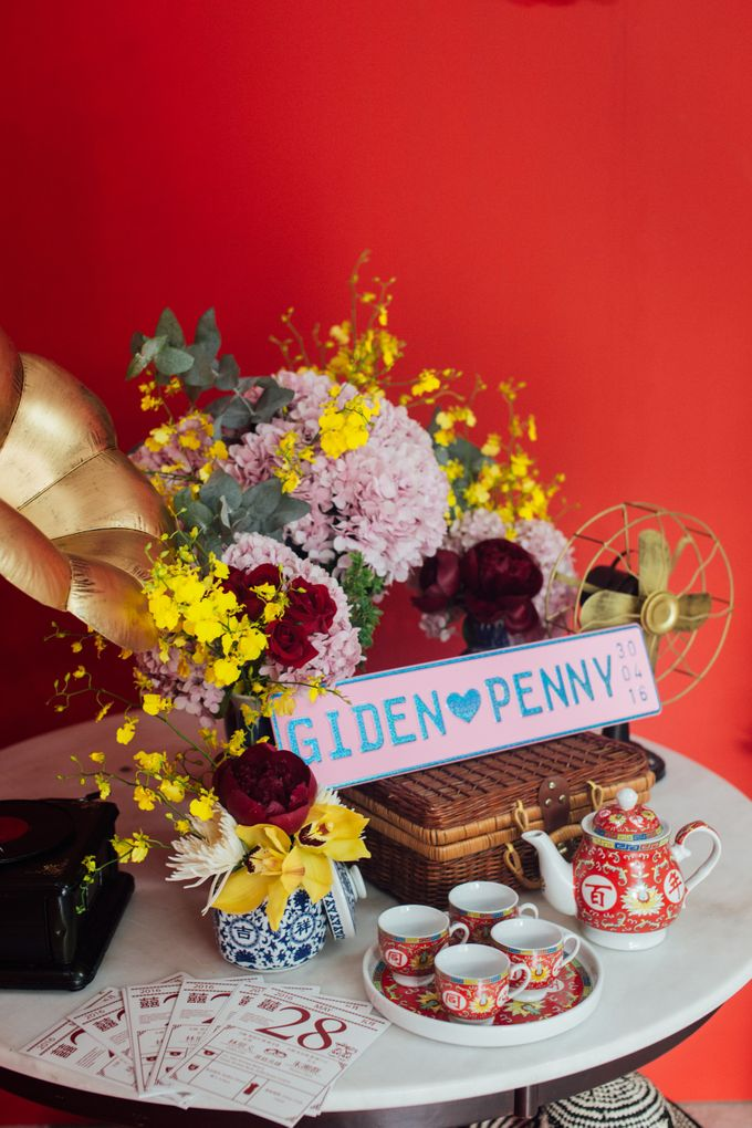 Family Gathering Penny & Giden by BloomThis - 001
