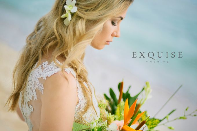 The Wedding of Evgenia & Pavel by Exquise Gowns - 001