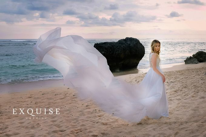 The Wedding of Evgenia & Pavel by Exquise Gowns - 006