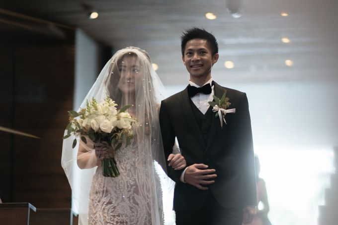 Andreas & Jessika Wedding by Jessica Huang - 021
