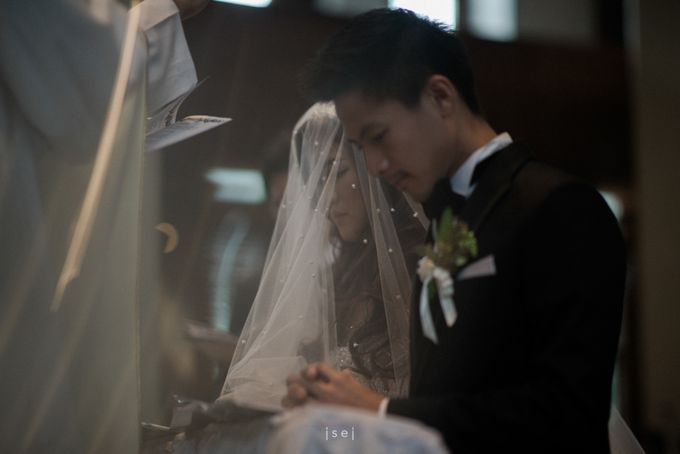 Andreas & Jessika Wedding by Jessica Huang - 026