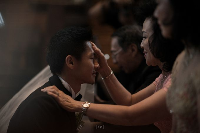 Andreas & Jessika Wedding by Jessica Huang - 027