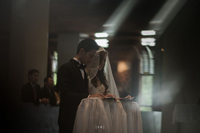 Andreas & Jessika Wedding by Jessica Huang - 029