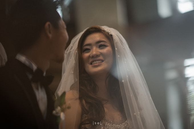 Andreas & Jessika Wedding by Jessica Huang - 030