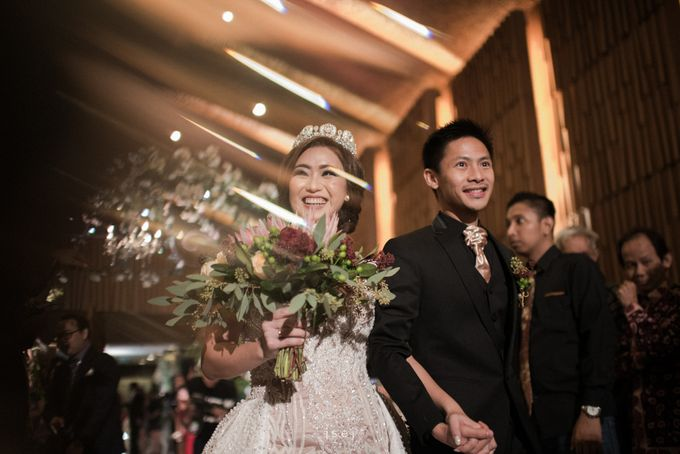 Andreas & Jessika Wedding by Jessica Huang - 034