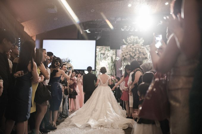 Andreas & Jessika Wedding by Jessica Huang - 035