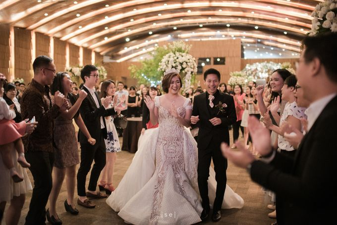 Andreas & Jessika Wedding by Jessica Huang - 036