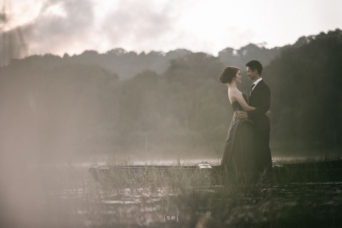 Andreas & Jessika Pre-Wedding by ISEI - 001