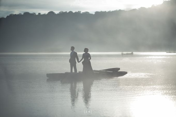 Andreas & Jessika Pre-Wedding by ISEI - 007