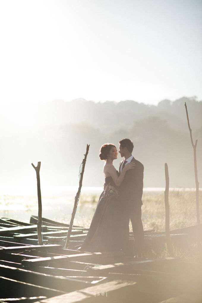 Andreas & Jessika Pre-Wedding by ISEI - 009