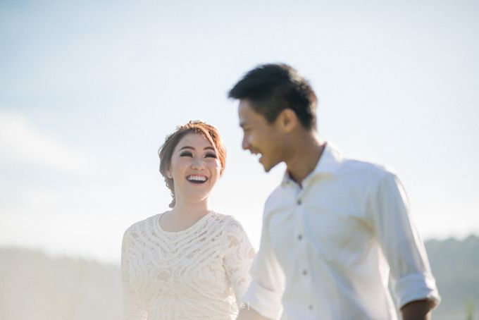 Andreas & Jessika Pre-Wedding by ISEI - 011
