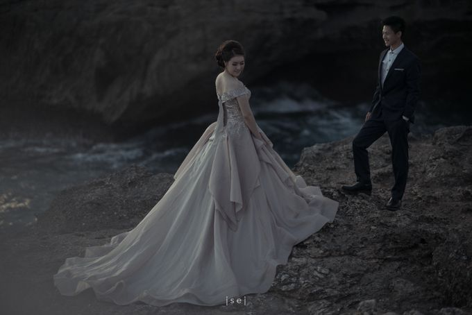 Andreas & Jessika Pre-Wedding by ISEI - 018