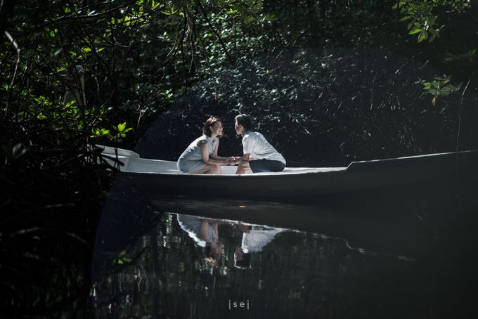 Andreas & Jessika Pre-Wedding by ISEI - 024