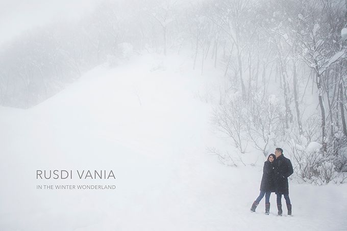 The Prewedding of Rusdi and Vania - Tokyo by Lighthouse Photography - 001