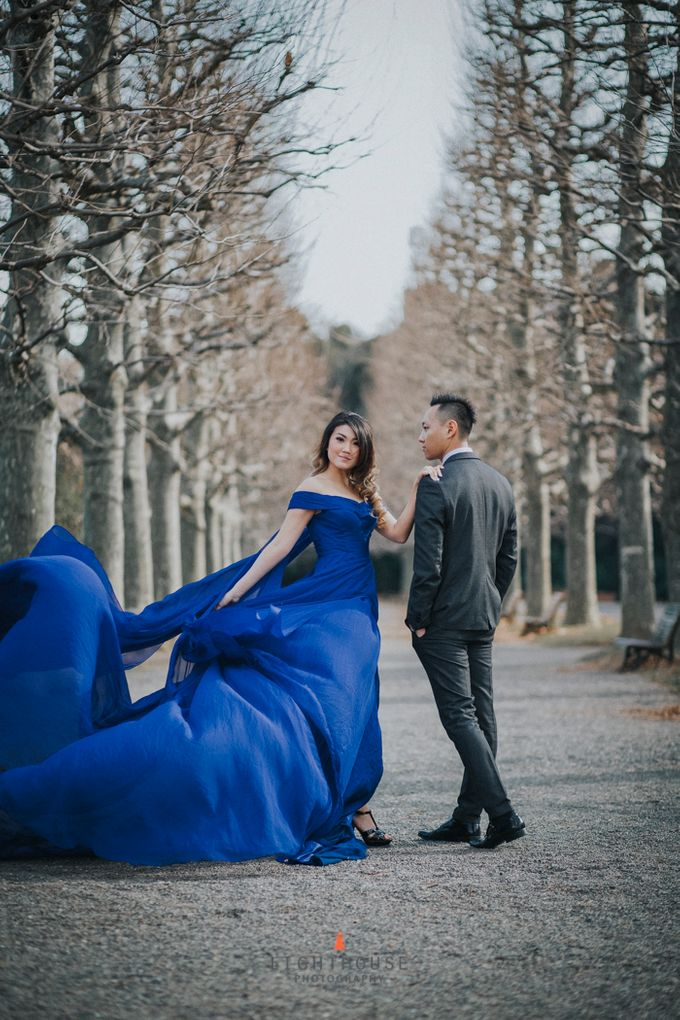 The Prewedding of Rusdi and Vania - Tokyo by Lighthouse Photography - 003