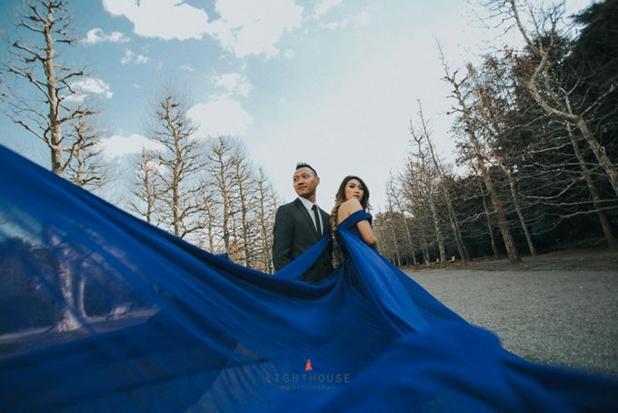 The Prewedding of Rusdi and Vania - Tokyo by Lighthouse Photography - 004
